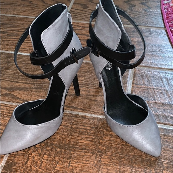 9719b520d15 NEW Charlotte Russe leather heel ankle strap 8